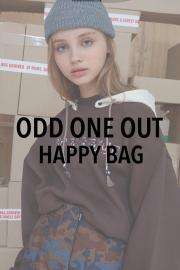 【ODD ONE OUT】 HAPPY BAG
