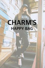 【CHARM'S】HAPPY BAG