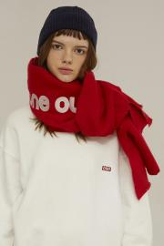 <SALE>【ODD ONE OUT】 LOGO MUFFLER