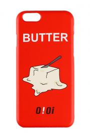 <SALE>【oioi】 LOGO PHONE CASE-melting butter