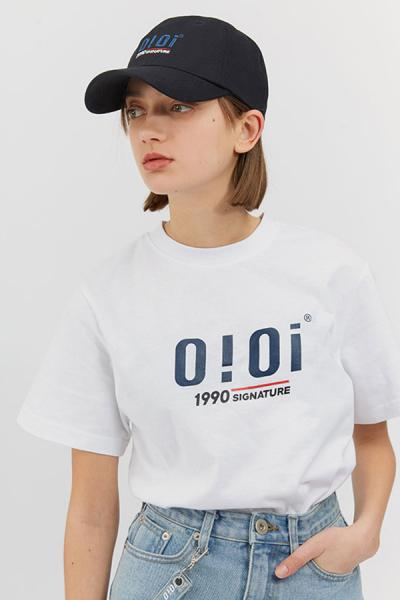 【oioi】2018 SIGNATURE T-SHIRTS