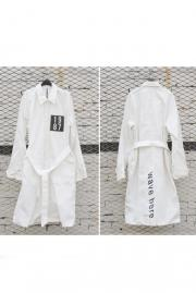 <SALE>【87mm】 WAXED OVER TRENCHCOATLimited