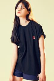 <SALE>【87MM】SIMPLY MM LOGO HALF-T