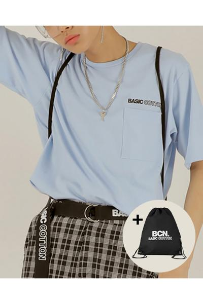 <SALE>【BASIC COTTON】BASIC SET (SKY)