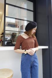 rib asymmetry tops
