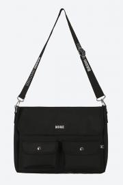 <SALE>【BASIC COTTON】NONE MESSENGER BAG
