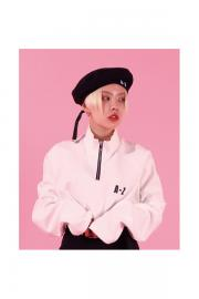 【BASIC COTTON】A-Z BERET