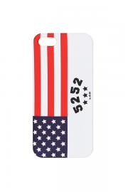 <SALE>【oioi】 AMERICAN FLAG LOGO PHONE CASE