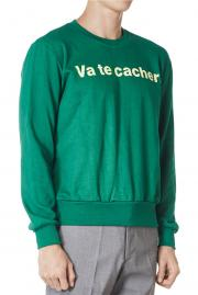 <SALE>【LEVARN】 SLOGAN SWEAT SHIRT