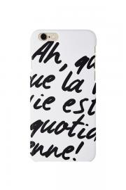<SALE>【LEVARN】 SLOGAN PHONE CASE