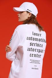 <SALE>【LONER】 MECHANICAL TEE