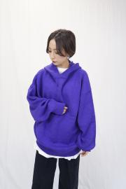 ‹SALE›Knit pull parka