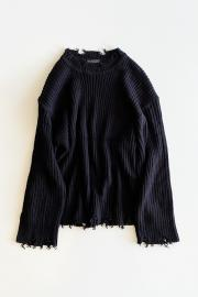 <SALE>Crash Knit Tops